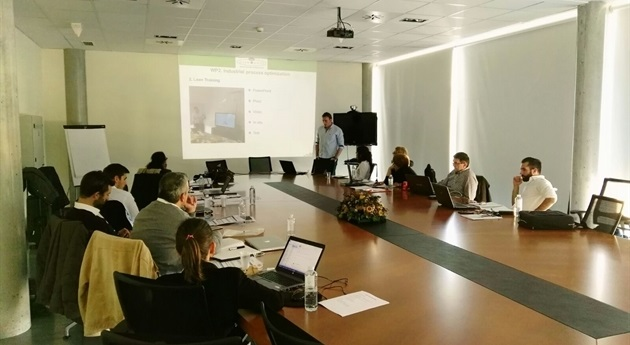 European project ECOSILENTWOOD celebrates its fourth consortium meeting