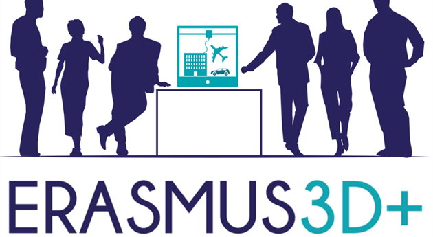 ERASMUS3D+ Project (Completed)