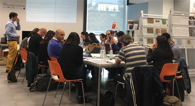 The Università degli Studi di Firenze hosts the second meeting of European project IN4WOOD