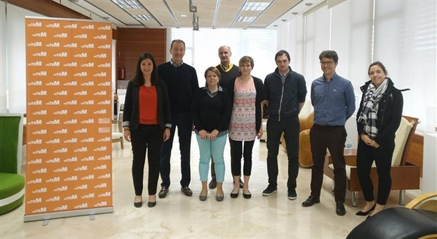 ECOSILENTWOOD project consortium holds its fifth meeting in CETEM