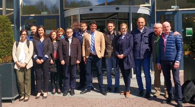 CETEM takes part in the final meeting of the Ecopresswood project