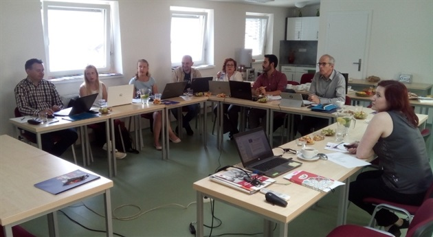 European project Beyond 45 holds its third meeting