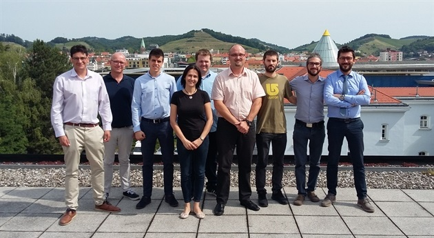 ERASMUS3D+ project celebrates its 4th meeting in Slovenia