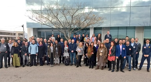 75 experts in habitat innovation from 33 European countries meet at CETEM