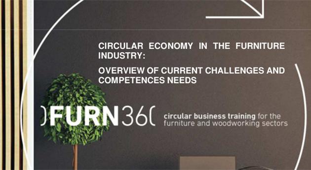Circular economy in the furniture industry