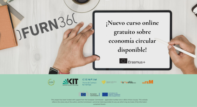 New online free course on circular economy available!!