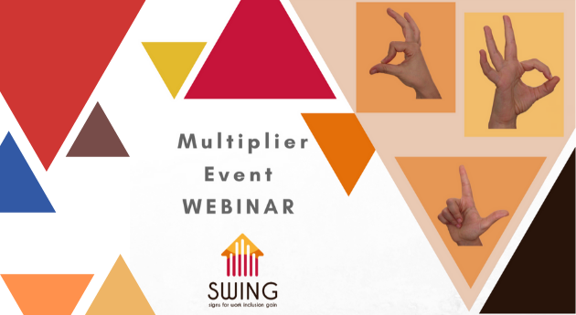 Multiplier Event - Webinar del proyecto SWING