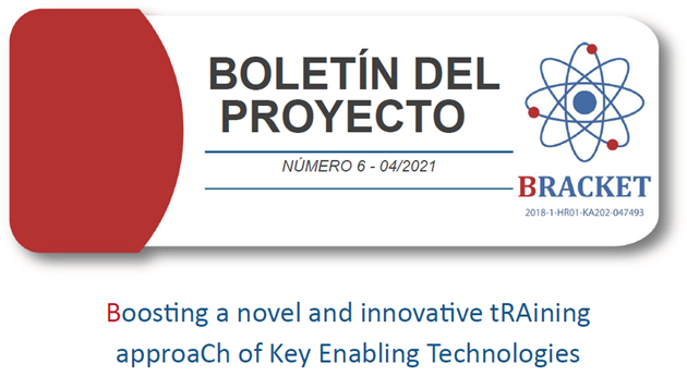 6th Bracket project newsletter now available